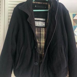 NWOT Men's Abercrombie coat